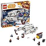 LEGO Star Wars - Imperial AT-Hauler, Juguete de La Guerra de las Galaxias con Nave Espacial Basado en la Película de Han Solo, Incluye 5 Minifiguras (75219)