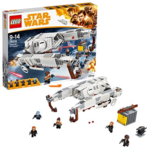 LEGO Star Wars Imperial AT-Hauler (75219), Star Wars Spielzeug