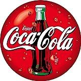 Art Déco Stickers – Adhesivo Decorativo de Coca Cola Tamaño: 35 x 35 cm