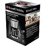 Russell-Hobbs-Macchina-del-Caffe-Americano-Compact-Home-Caraffa-in-Vetro-da-625-ml-corpo-in-Acciaio-650W-24210-56