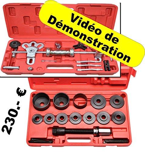 AFD67 TECHNIC 17-22 mm antirrobo Usados Extractor de Pernos