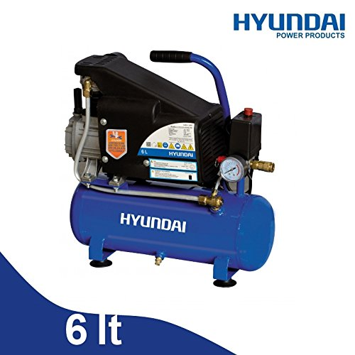 Compressore 6lt. ad olio Hyundai - 65602