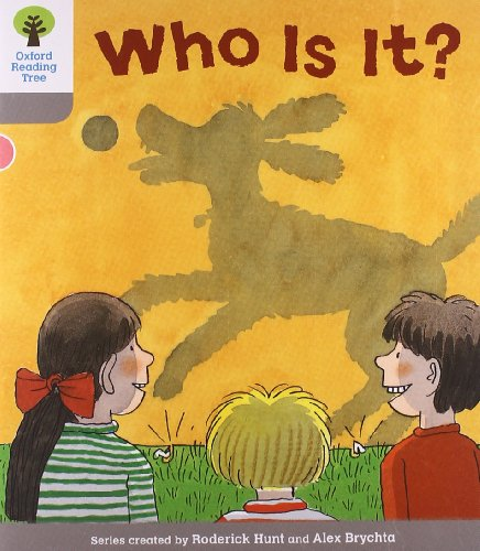 Oxford Reading Tree: Level 1: First Words: Who Is It?の詳細を見る