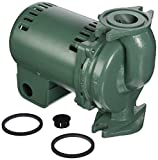 Taco 2400-50 1/2HP Cast Iron High Capacity Circulator Pump