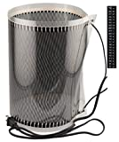 Fermentation Heater Wrap with Thermometer Strip