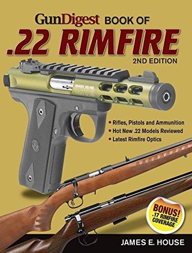 Gun Digest Book of .22 Rimfire 2nd Edition