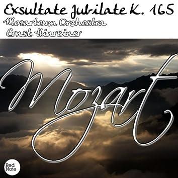 Mozart: Exsultate Jubilate K. 165
