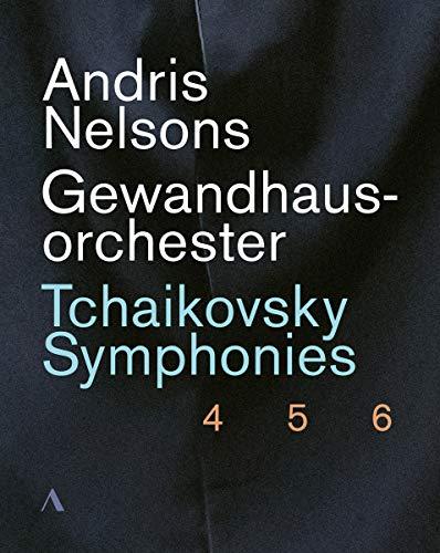 Tchaikovsky, P.I.: Symphonies Nos. 4, 5 and 6 [Blu-ray]