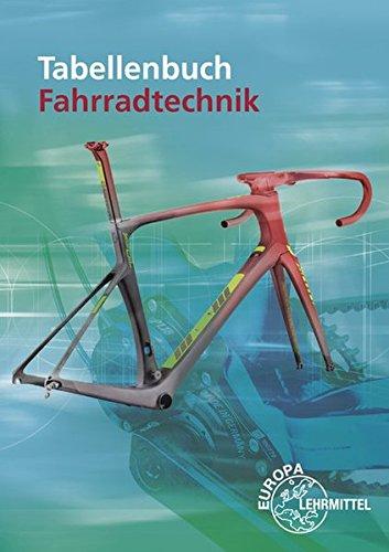 Tabellenbuch Fahrradtechnik
