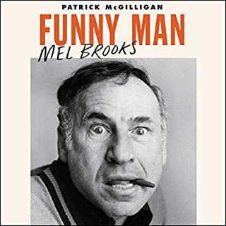 Funny Man audiobook cover art