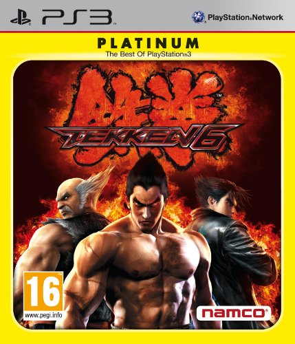 Tekken 6 - Platinum Edition