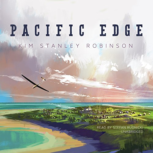 Pacific Edge audiobook cover art