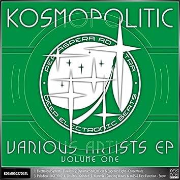 V/A Kosmopolitic EP Vol.1