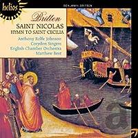 Saint Nicolas Hymn to Saint Cecilia