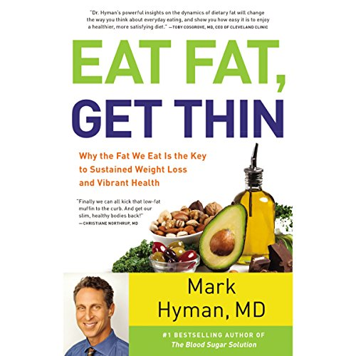 Eat Fat, Get Thin  By  cover art