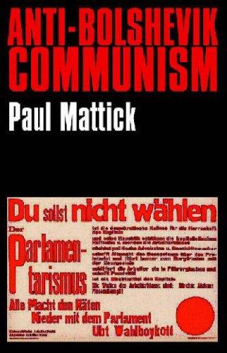 Anti-Bolshevik Communism