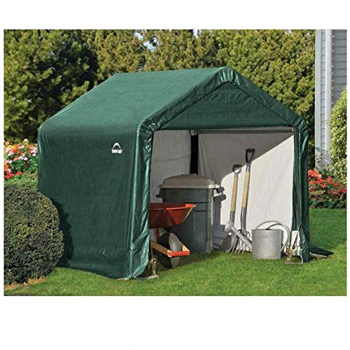 Rowlinson Shelterlogic 6x6 Peak Style Storage Shed