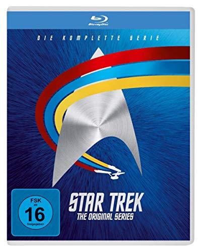 STAR TREK: Raumschiff Enterprise - Complete Boxset [Blu-ray]