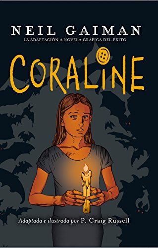 Coraline (Juvenil) eBook: Gaiman, Neil, Russell, Philip Craig, Lewis Ferguson, Richard: Amazon.es: Tienda Kindle