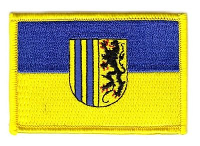 Flaggen Aufnäher Patch Chemnitz Fahne Flagge