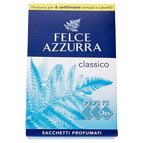 Felce Azzurra Duftsäckchen–6Packungen mit 3Taschen