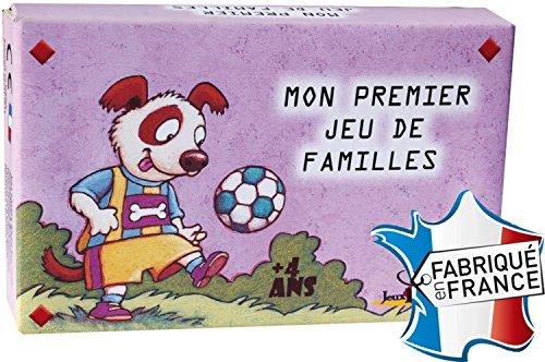 Mon premier jeu de familles - Jeux FK