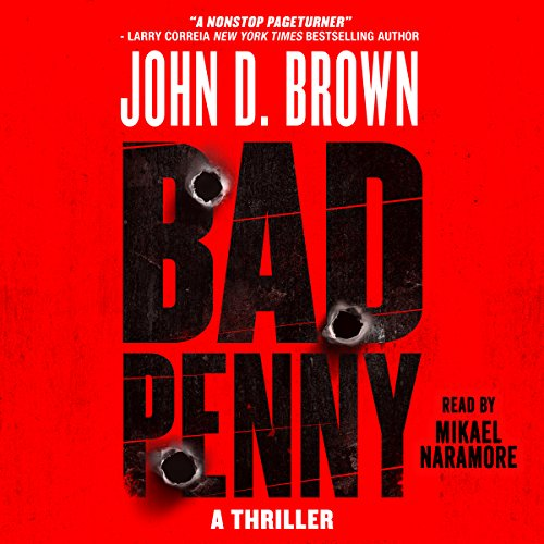 Bad Penny audiobook cover art