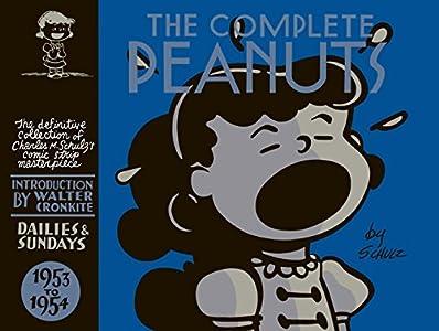The Complete Peanuts 2巻 表紙画像