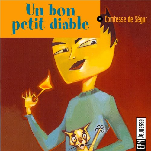 Un bon petit diable  audiobook cover art
