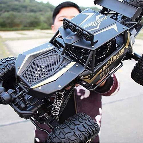 Darenbp RC Car Monster Truck 1:10 4WD Control Remoto Coche RC Off-Road Vehicle Vehículo Eléctrico Racing Coche RC Seguimiento Monstruo Camión Coche de Alta Velocidad RC Fast Drift Cumpleaños Regalo