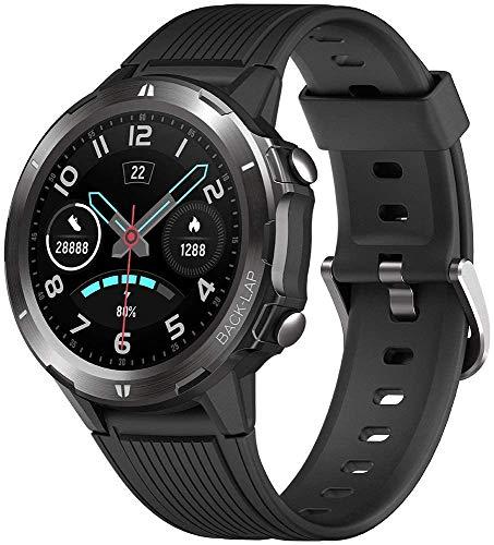 WFGZQ Monitor De Actividad Física, Reloj Deportivo con Pantalla Táctil Completa De 1,4'con Monitor De Frecuencia Cardíaca, Monitor De Actividad con Monitor De Sueño, para iOS Android