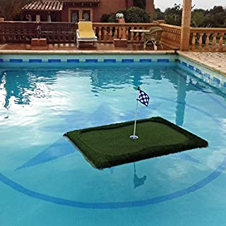 PurePutt Floating Golf Green - Junior 3`x4`