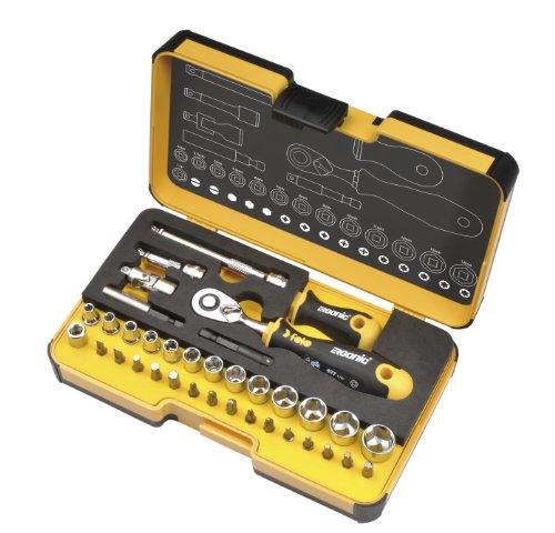 Felo 0715762053 R-Go XL caja de llaves (36 piezas)