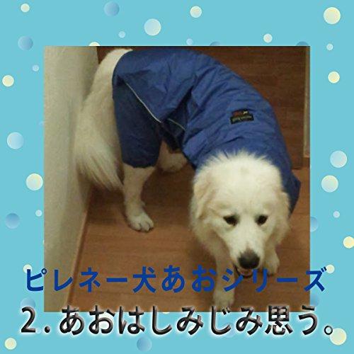 『ピレネー犬あおシリーズ 02.しみじみ思う。』のカバーアート