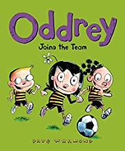 Oddrey Joins the Team