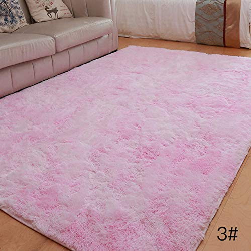 SDFJKONew Grey Carpet Plush Soft Carpets For Living Room Bedroom Anti slip Floor Mats Water Absorption Carpet Rugs,C,120x200cm