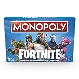 Monopoly - fortnite - Hasbro e6603190 - version espagnole