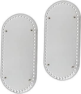 Noir Hellery 19cm Poign/ée De Cadre en M/étal pour Porte-Monnaie Bricolage Sac Artisanat Fermoir Serrure Accessoires