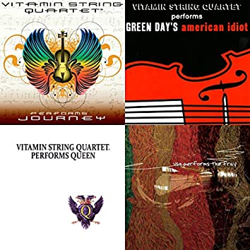 Best of Vitamin String Quartet