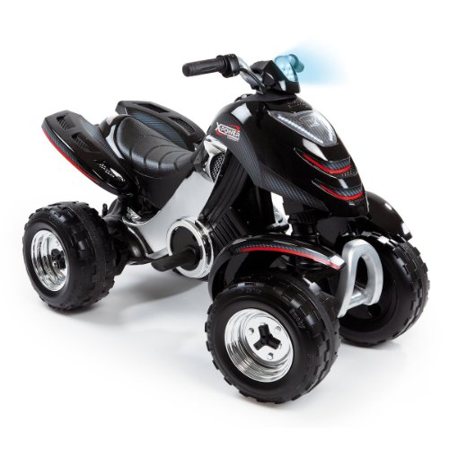 Smoby 7600033050 - Quad X Power Black