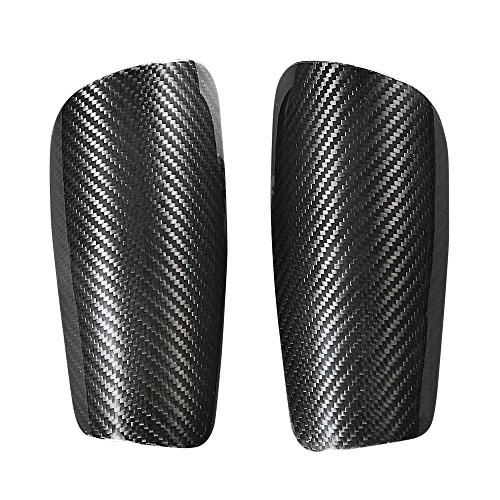 CL CARBONLIFE Carbon Fiber Shin Guard,Shin Holders Best Soccer Equipment Knee Braces...