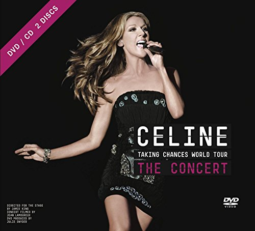 Taking Chances World Tour The Concert [Import USA]
