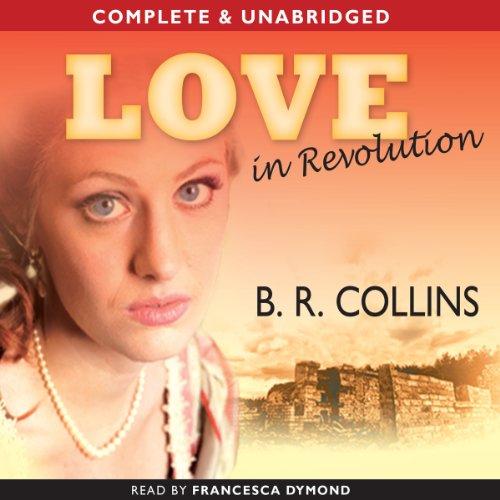 Love in Revolution audiobook cover art