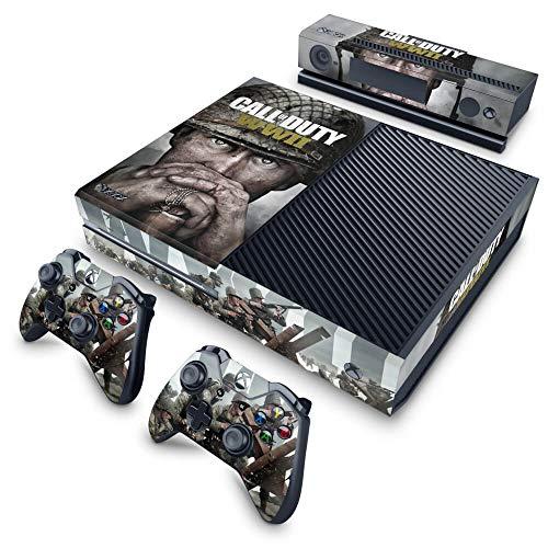 Skin Adesivo para Xbox One Fat - Call Of Duty Ww2
