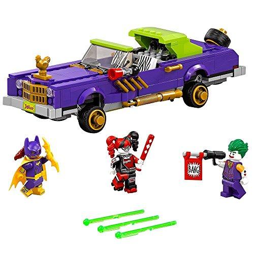 THE BATMAN MOVIE - The Joker Notorious Lowrider 70906 - 433 PCS