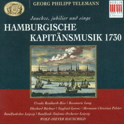 Wolf-Dieter Hauschild, Leipzig Radio Chorus & Leipzig Radio Symphony Orchestra