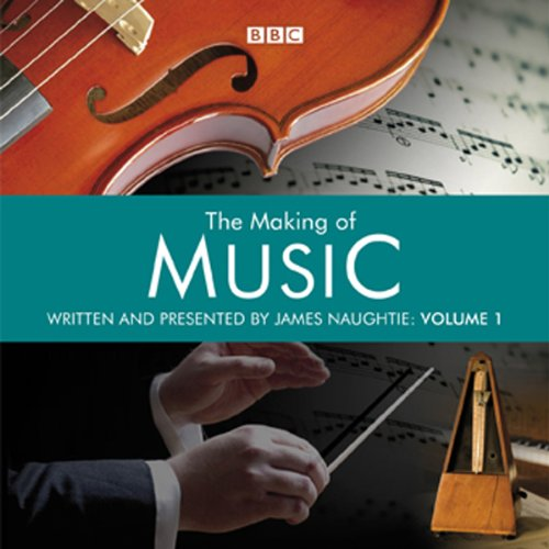The Making of Music audiobook cover art