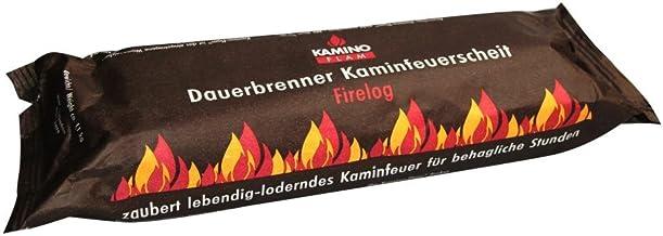 20 pcs (2 cajas de 10 pcs) kaminoflam - chimenea de leño de