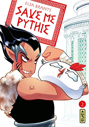 Save me Pythie - Tome 2 (Save me Pythie (French version))