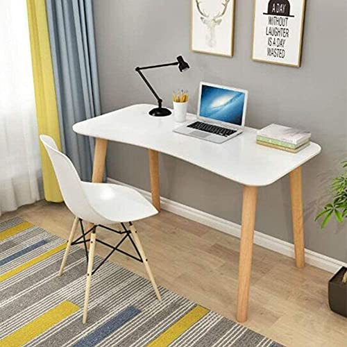 Mesas Muebles de Madera Muebles Informática Escritorios Compatibles Laptops Desktop Hogar Office Asamblea Simple Multifuncional-90x60x75cm_T1 Incomparable